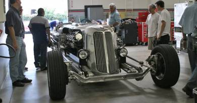 HURRY-HURRY-HURRY - Come see Jay Leno's Tank Car Now on Display