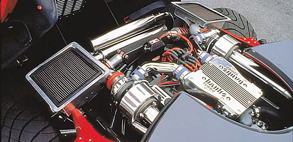 Mid-Engine Power