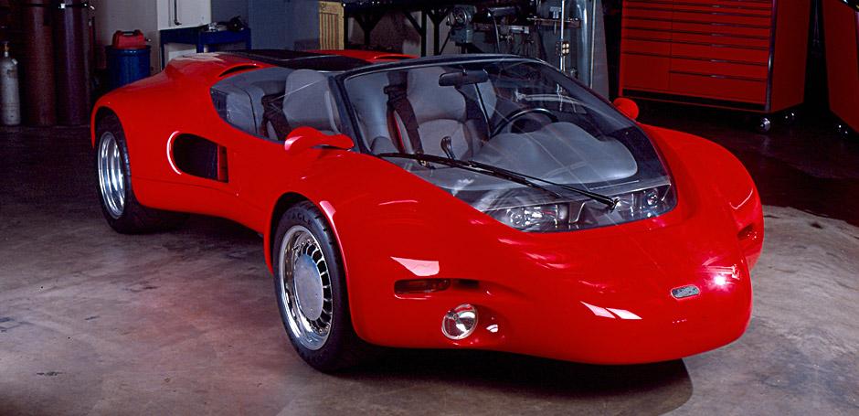 American Roadster Experimental