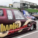 Banks Sidewinder S10 Diesel Drag Pickup Truck