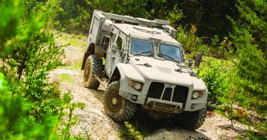 Banks Powered OshKosh JLTV