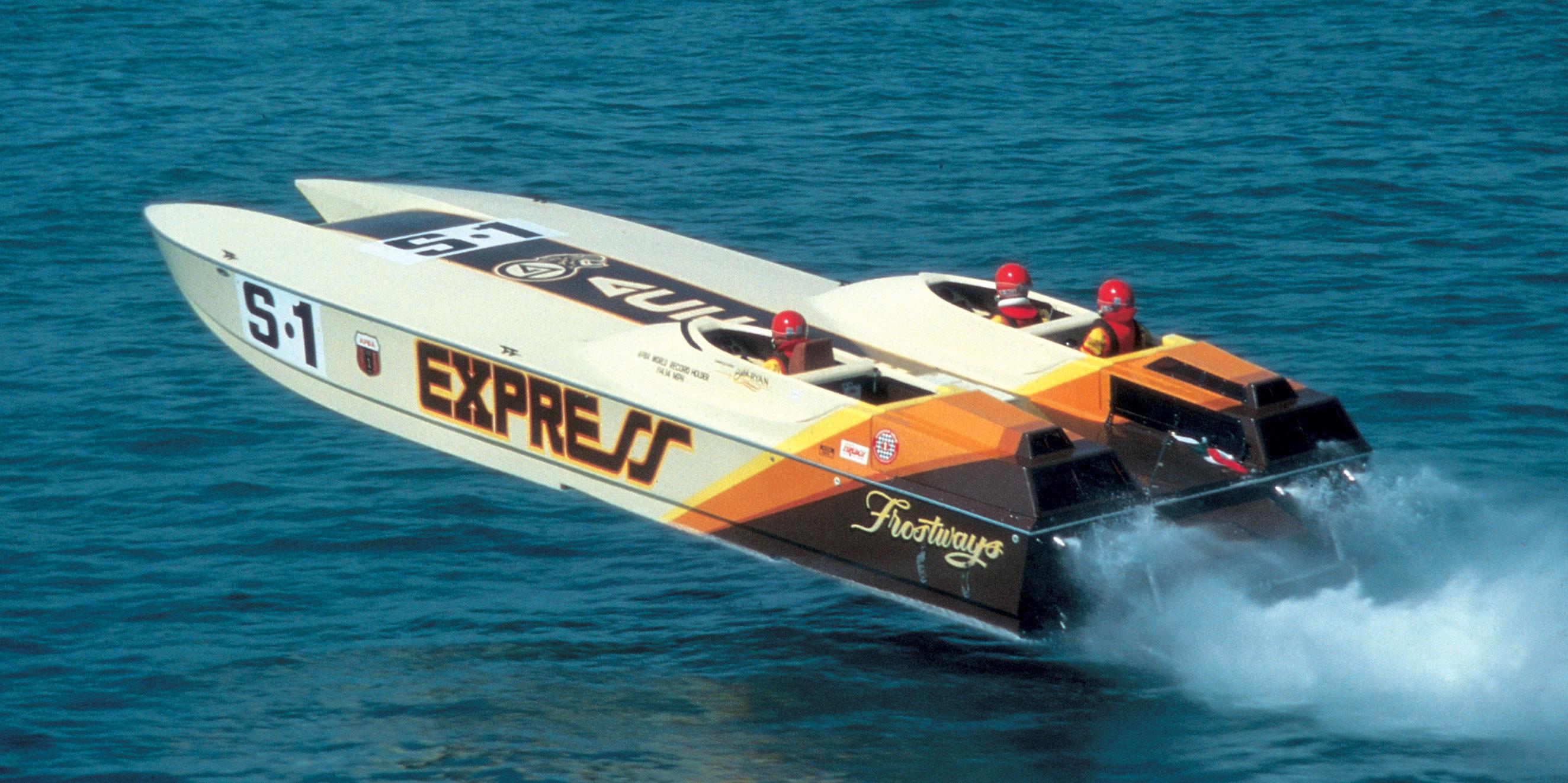 Butch Ryan's 'Express'
