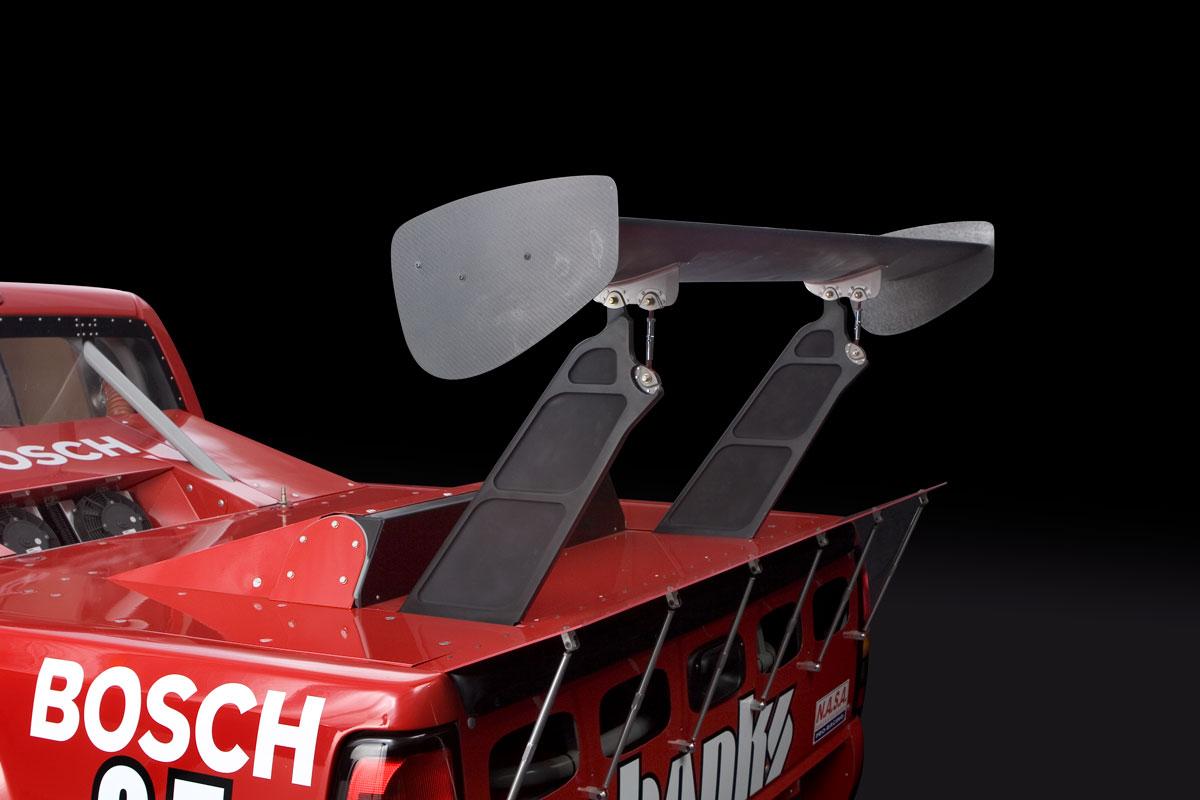 Type-R rear wing