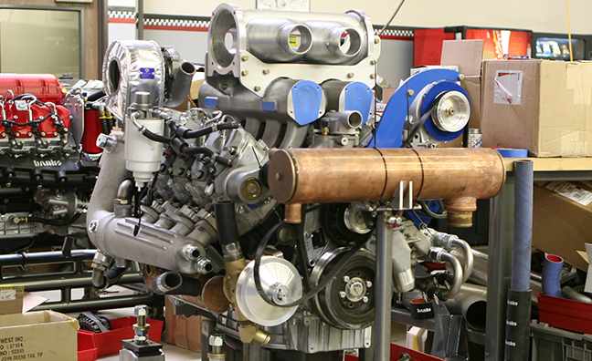 Banks Super-Turbo Marine Diesel Engine | Banks Power
