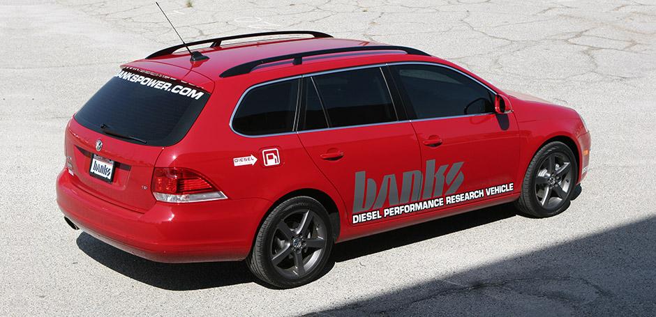 Banks Sidewinder Jetta Sportwagen