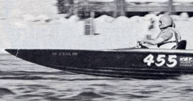 Nice & Easy - Banks Powered Jet Race boat