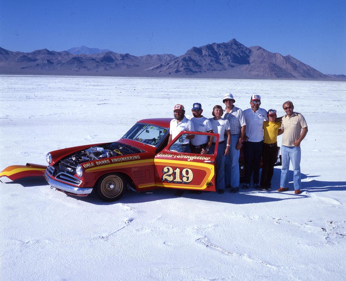 Studebaker 219 Group