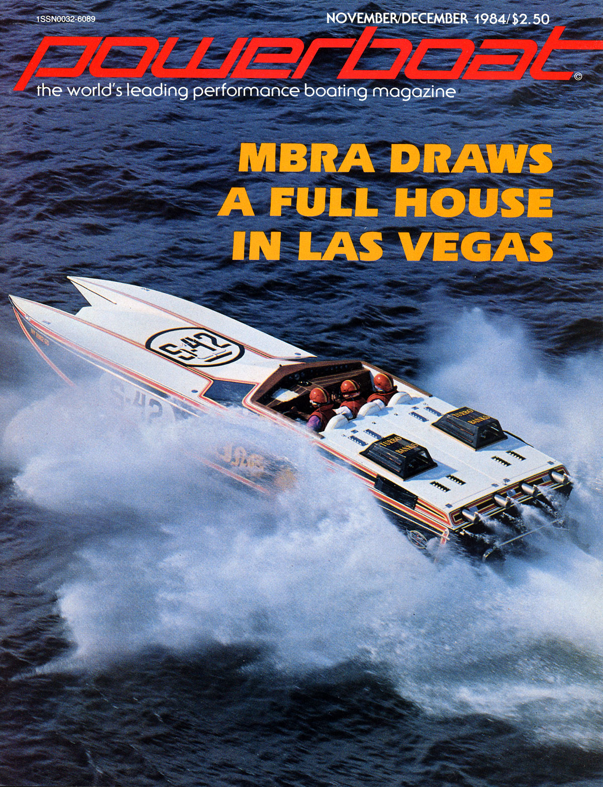 Powerboat - KingSting 1984 cover
