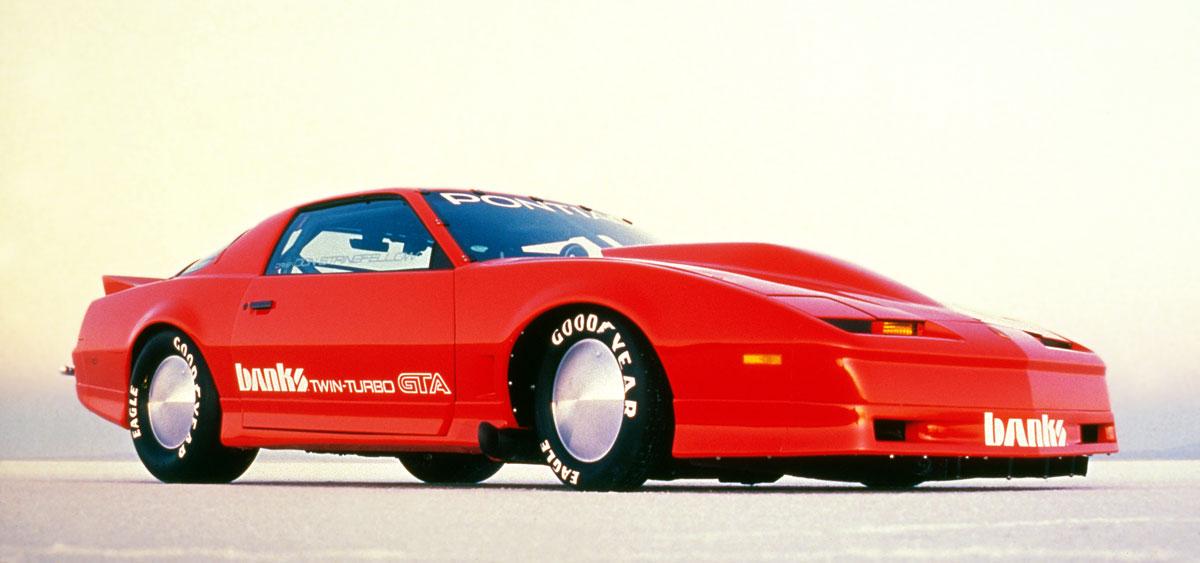Firebird low angle 1987