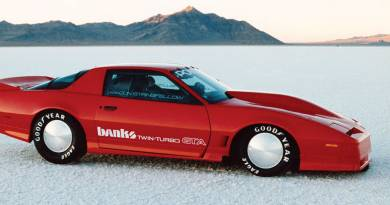 Banks Twin-Turbo Trans Am GTA