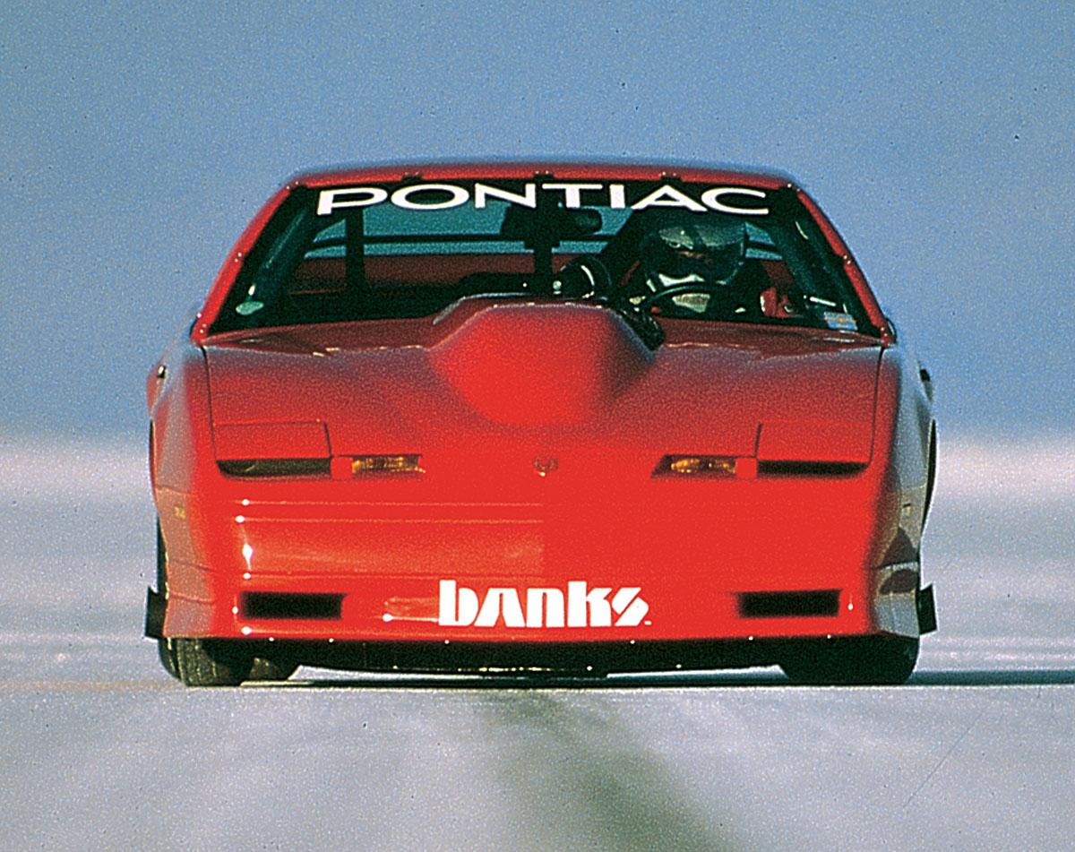 Pontiac Racing 1987