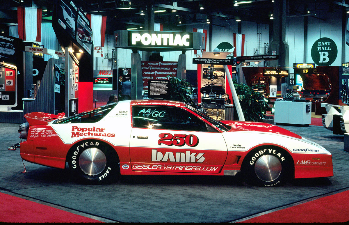 Firebird - Pontiac Tradeshow