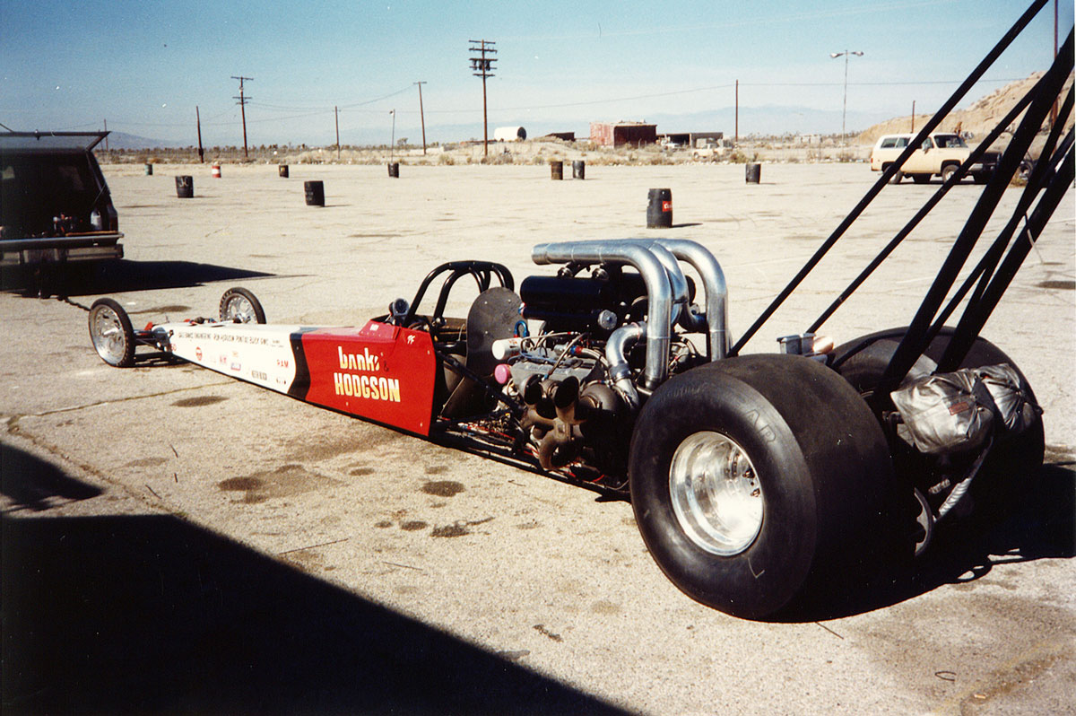 Banks Pacemaker Top Fuel Dragster | Banks Power