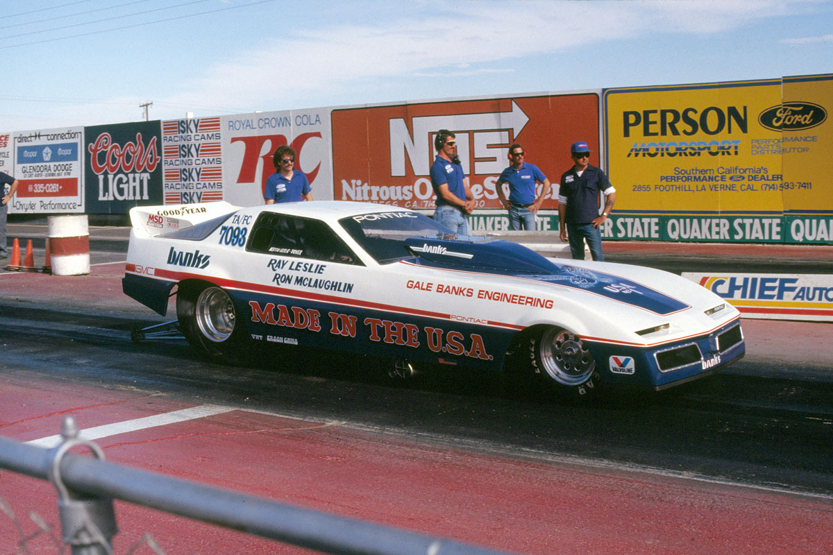 Funny car Made In The USA