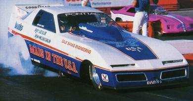 Made in the USA - Top Alcohol Funny Car