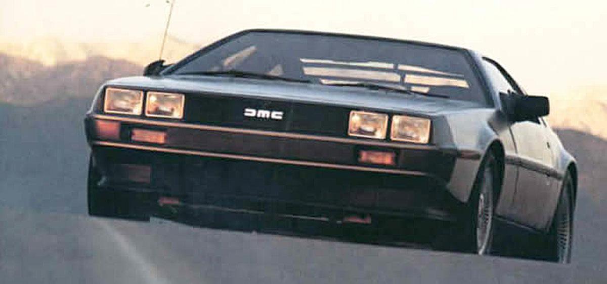 1988 Banks Powered DeLorean