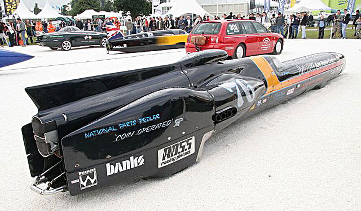 Teague-Welch-Banks Streamliner