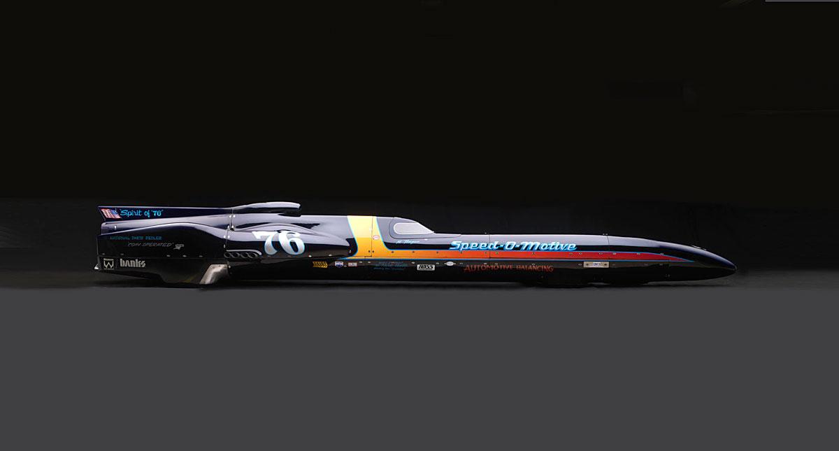 Speedomotive - Peter Harholdt