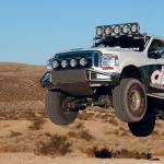 Donahoe Racing Baja 1000 Ford Super-Duty Race Truck