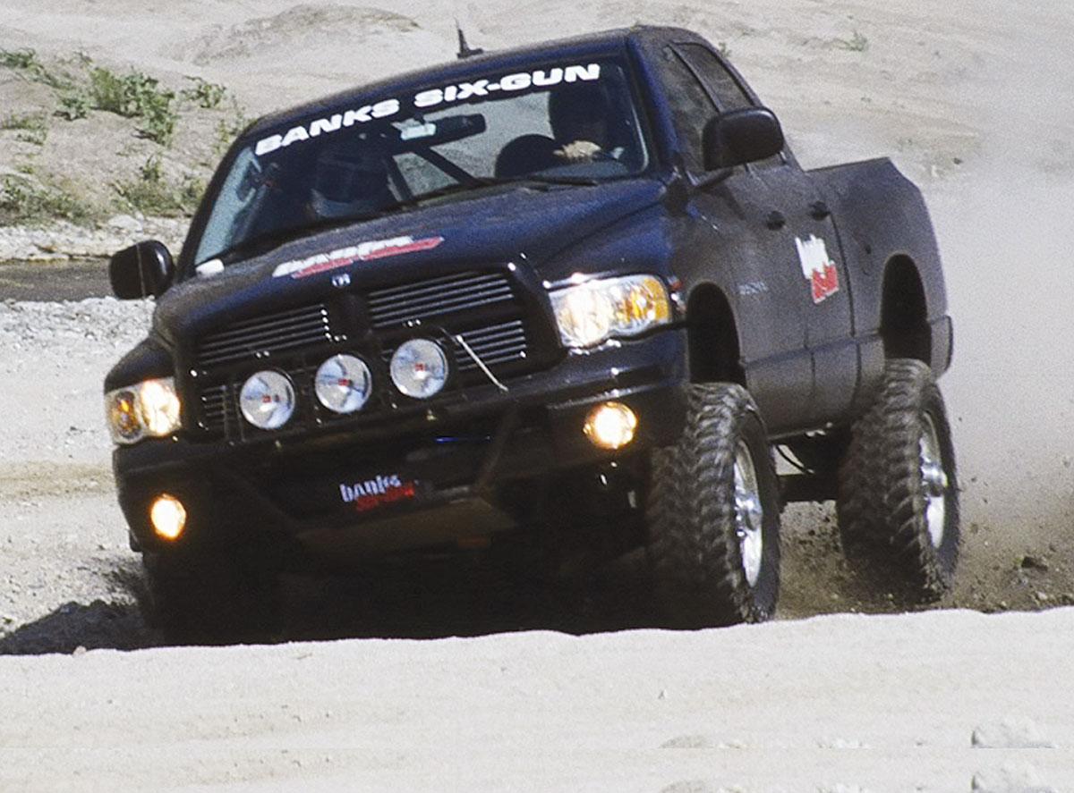 2004 KORE truck