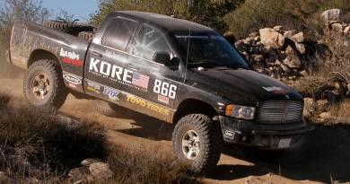 Kroeker-Banks KORE Baja 1000 Dodge Cummins