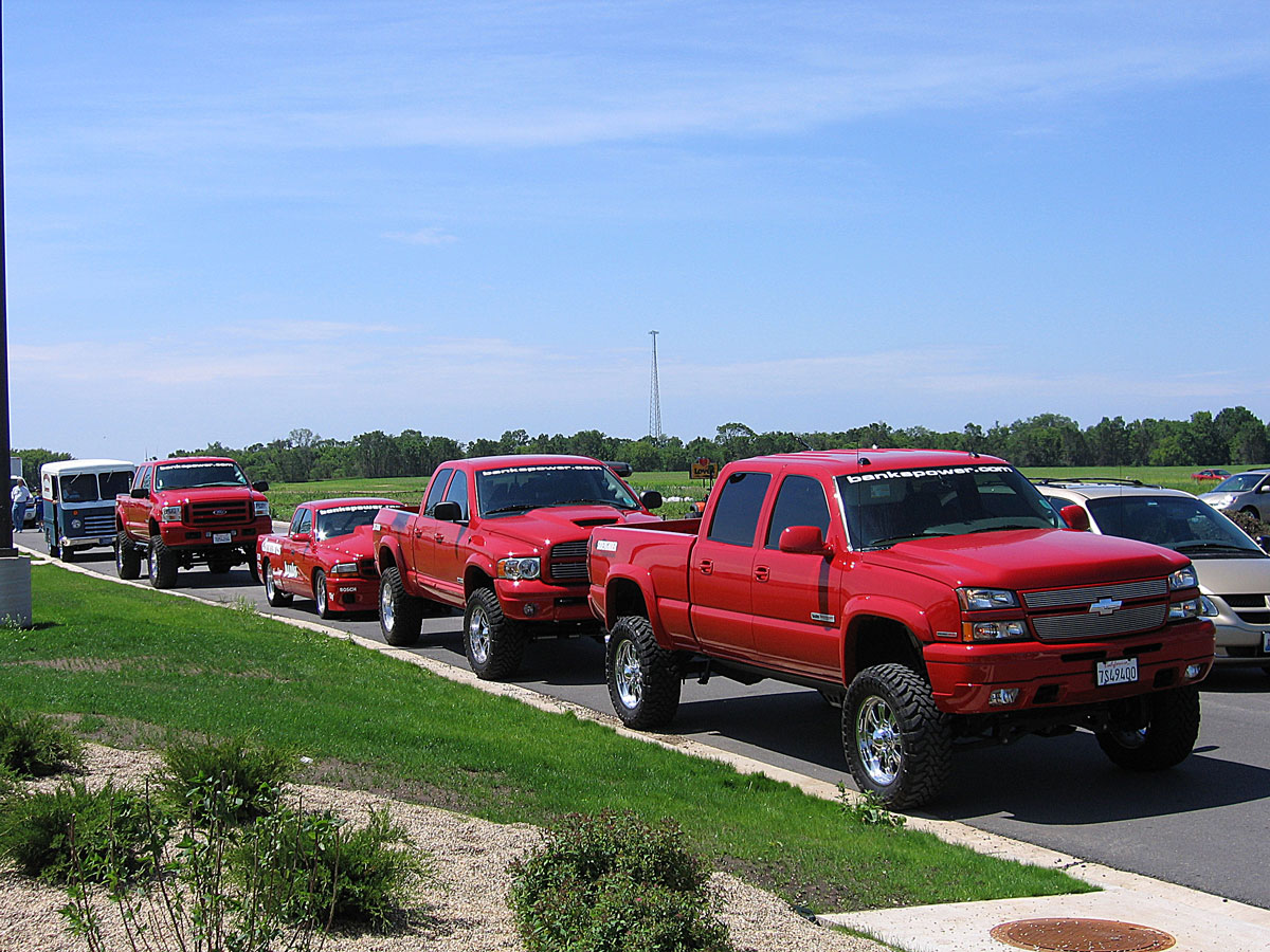 Banks Sidewinder All-Terrain Trucks