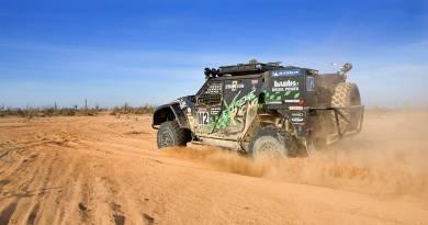 Oshkosh Attacks The Baja 1000
