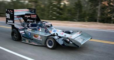 Paul Dallenbach - Open Wheel Unlimited #98