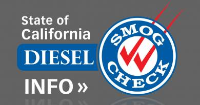 California Diesel Smog Check