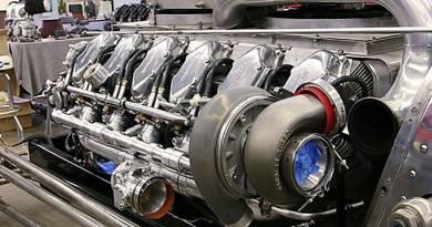 Leno's Turbo Tank