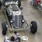 Electronic Fuel Injection for Jay Leno's Tank Car