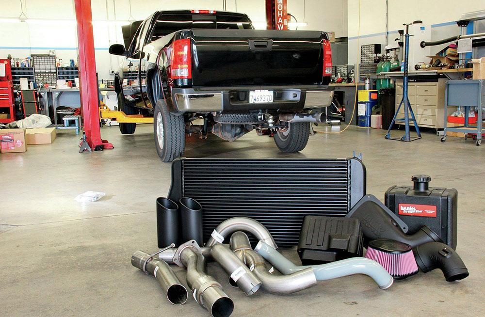 Big Hoss Bundle Chevygmc Coldair Intake Duramax Exhaust Magazine Articles Watermethanol: 2009 Sierra Exhaust At Woreks.co