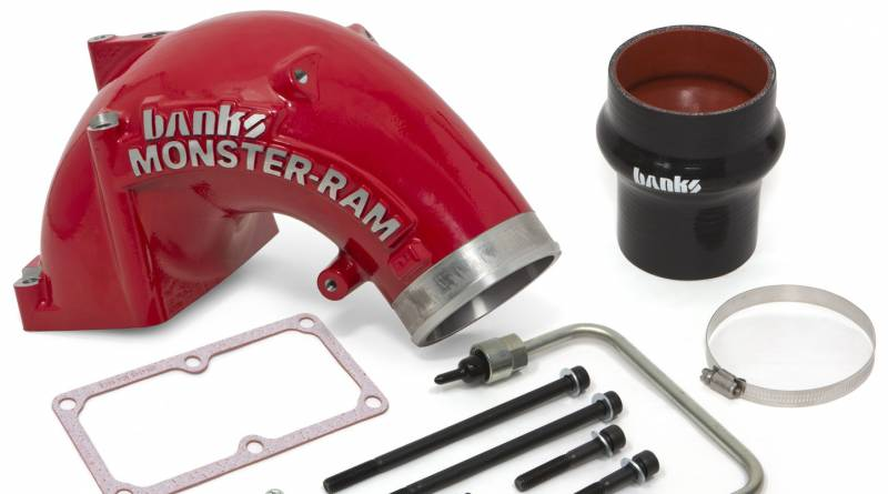 Banks Monster-Ram for the 2007-17 Ram 6.7L Cummins