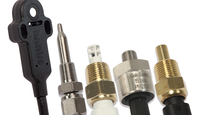 Banks range of sensor modules for the iDash SuperGauge and DataMonster