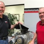Al Unser Jr. Visits Banks Power