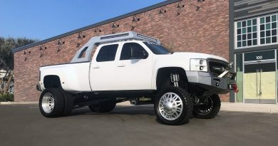 2007 Banks-Equipped Duramax Dually for Sale