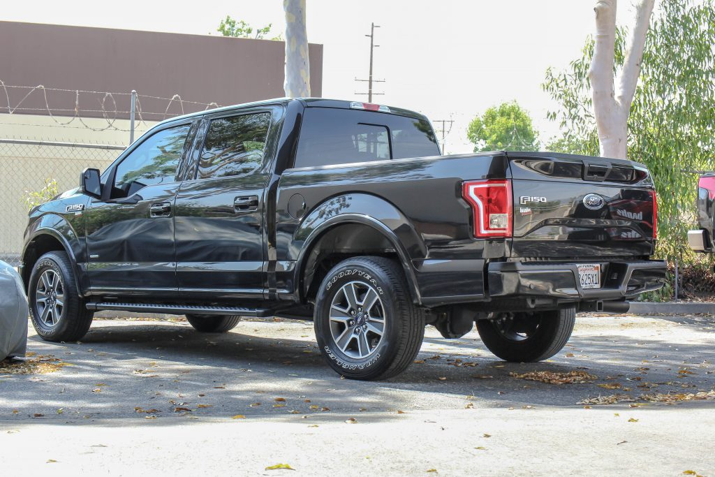Banks Ford F-150 EcoBoost Intake/Exhaust/Programmer Upgrade