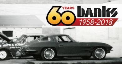 60th Anniversary - Banks Power - Original shop