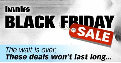 Banks Power Black Friday Sale 2018
