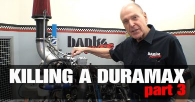 KILLING A DURAMAX Pt 3: 133,000 Turbo RPM! 🔥