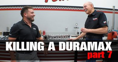 Killing a Duramax Pt 7: Spool is in Session!