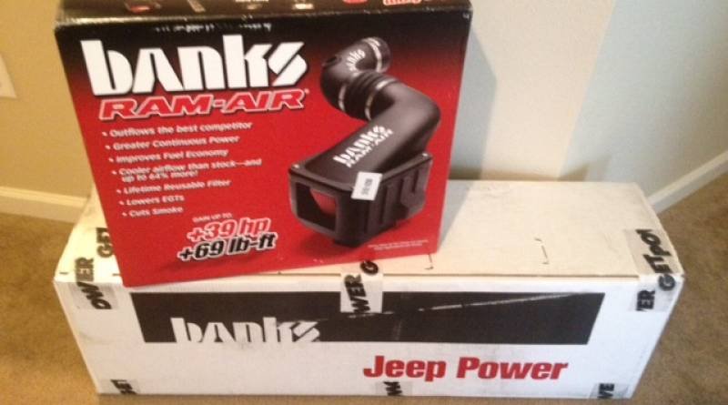 OffRoad-Reviews Stinger kit for 2012 Jeep 3.6L JK