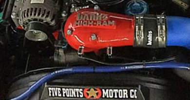 Five Points Motor High Ram