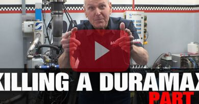 Killing a Duramax: Part 8