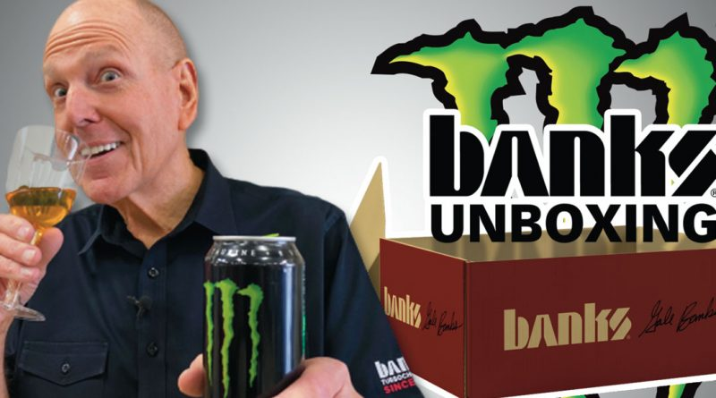 UNBOXING: Monster Energy Drinks