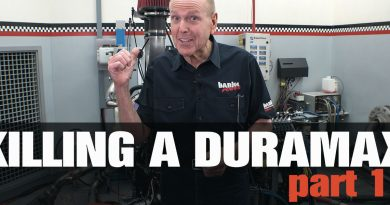 Killing a Duramax: Part 10