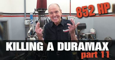 Killing a Duramax Part 11