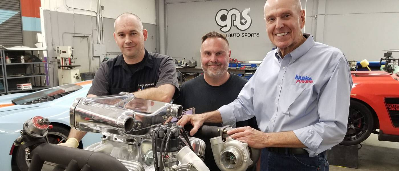 Galpin Auto Sports crew resurrect a one-of-a-kind Pantera
