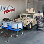2012 Military Humvee Upgrade