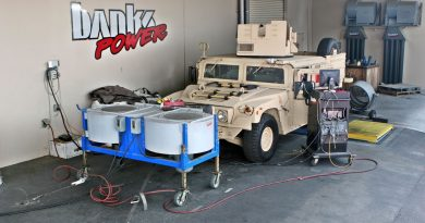 2012 Military Humvee Upgrade